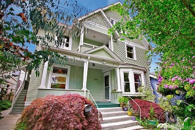 Seattle Multi Family Home For Sale: 4757 36th Ave S