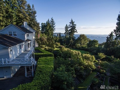 Shoreline Single Family Home For Sale: 35 NW Cherry Lp