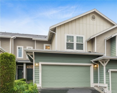 North Bend, Snoqualmie Single Family Home For Sale: 7806 Fairway Ave SE #1103
