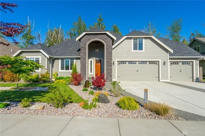 Lynden Single Family Home Sold: 1846 Alex Dr