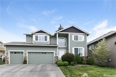 Bothell Single Family Home For Sale: 18723 3rd Ave W