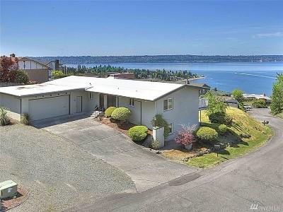Tacoma Single Family Home For Sale: 1502 Scenic Dr NE
