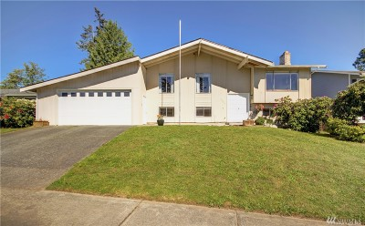 Bellingham WA Single Family Home For Sale: $400,000