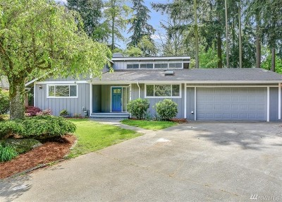 SeaTac Single Family Home For Sale: 21925 34th Ave S