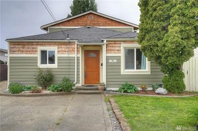 Tacoma WA Single Family Home For Sale: $379,900
