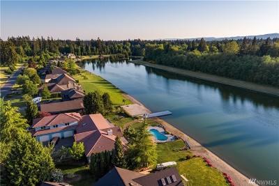 Olympia Single Family Home For Sale: 8221 Ski View Lane SW