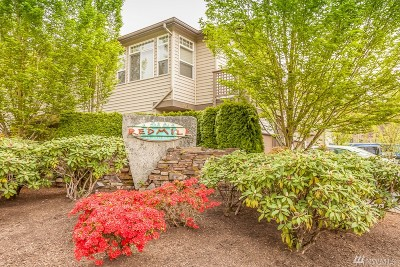 Renton Condo/Townhouse For Sale: 17777 134th Lane SE
