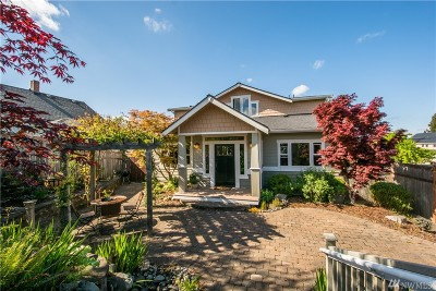 Tacoma Single Family Home For Sale: 5115 N Ruby St