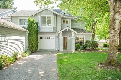 Redmond Condo/Townhouse For Sale: 9318 179th Place NE #3