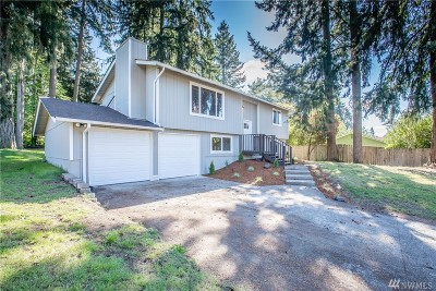 Lacey Single Family Home For Sale: 7807 Husky Wy SE