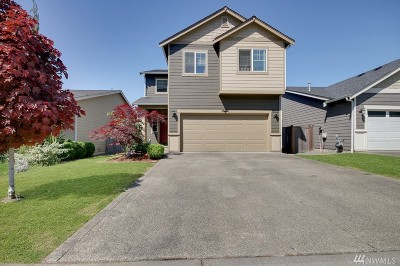 Graham WA Single Family Home For Sale: $344,950