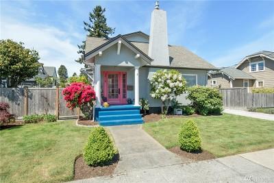 Single Family Home For Sale: 3510 N Stevens St