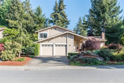 Bellevue Single Family Home For Sale: 15803 SE 46th Wy