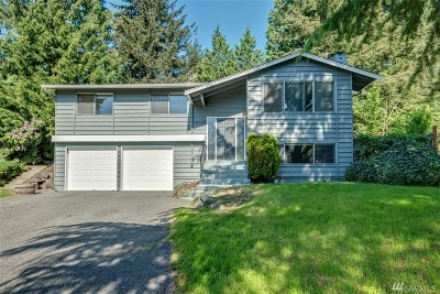 Renton Single Family Home For Sale: 12725 SE 189th Place
