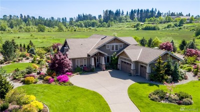 Lake Tapps WA Single Family Home For Sale: $1,100,000