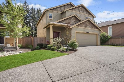 Bothell Single Family Home For Sale: 4206 167th Place SE
