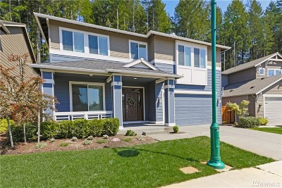 Gig Harbor Single Family Home For Sale: 10225 Sentinel Lp