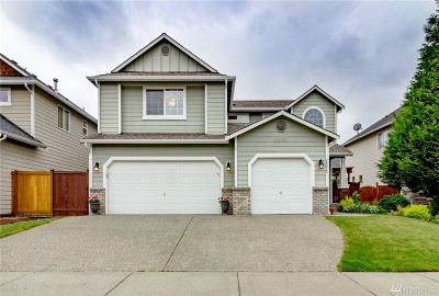 Maple Valley Single Family Home For Sale: 28632 225th Ave SE