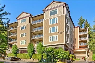 Redmond Condo/Townhouse For Sale: 8850 Woodinville-Redmond Rd NE #506