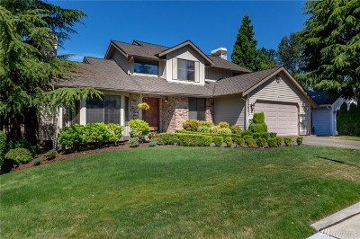 Federal Way Single Family Home For Sale: 32931 6th Ave SW