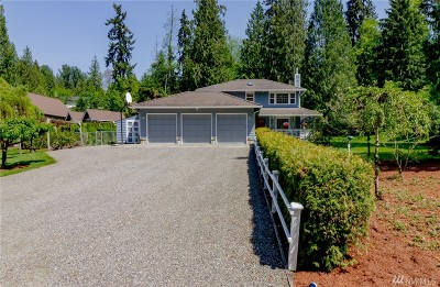 Puyallup Single Family Home For Sale: 2119 36th St SE