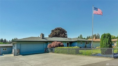 Kent Single Family Home For Sale: 14512 SE 262nd St