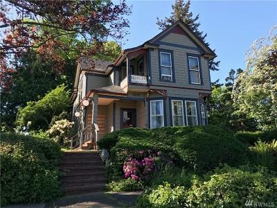 Bellingham Single Family Home Sold: 1513 E Street