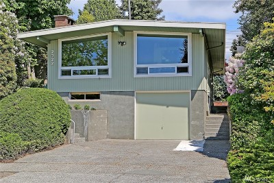 Seattle Single Family Home For Sale: 2722 48th Ave SW