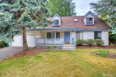 Auburn Single Family Home For Sale: 11532 SE 321st Place