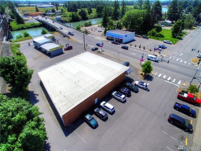 Ferndale Commercial For Sale: 1990 Main St