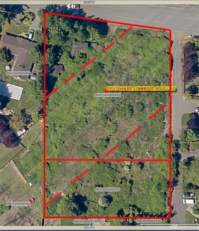 Snohomish County Residential Lots & Land For Sale: 626 Logan Rd