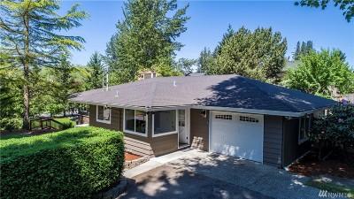 Kirkland Single Family Home For Sale: 12410 NE 104th St