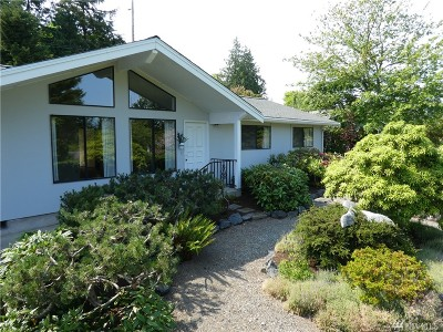 Anacortes Single Family Home For Sale: 13690 Harbor Lane