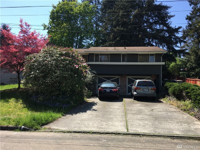 Bellevue Single Family Home For Sale: 119 162nd Ave SE