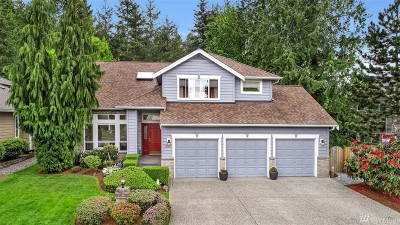 Bothell Single Family Home For Sale: 19307 Meridian Pl W