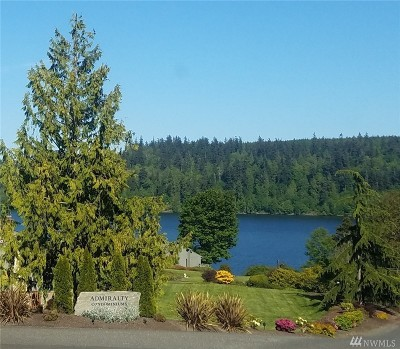 Port Ludlow Condo/Townhouse For Sale: 100 Olympic Place #21-2