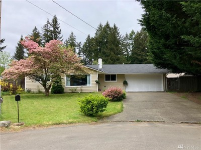 Lacey Single Family Home For Sale: 4710 30th Ct SE