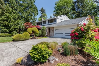 Bellevue Single Family Home For Sale: 1816 175th Place NE