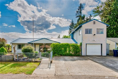 Renton Single Family Home For Sale: 603 Tacoma Ave NE