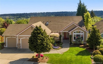 Woodinville Single Family Home For Sale: 15520 129th Ave NE