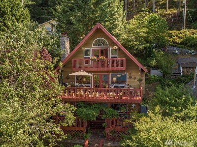 Thurston County Single Family Home For Sale: 935 Summit Lake Shore Rd NW