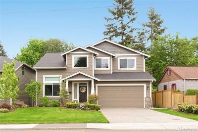 Everett Single Family Home For Sale: 3317 Nassau St