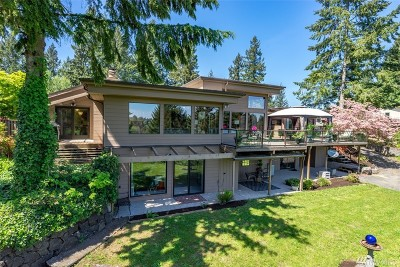 Thurston County Single Family Home For Sale: 1530 Evergreen Park Lane SW