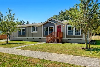 Sedro Woolley Single Family Home Pending Inspection: 24590 Wicker Rd