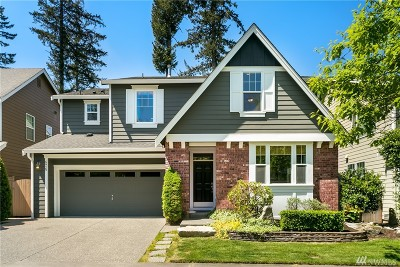 Snoqualmie Single Family Home For Sale: 6929 Silent Creek Ave SE