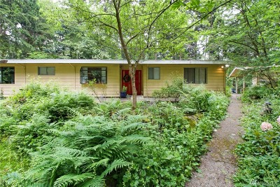 Woodinville Single Family Home For Sale: 15121 130th Ave NE