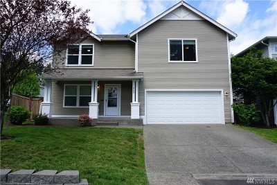 Tumwater Single Family Home For Sale: 960 Shea Lane SW