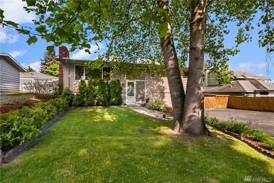 Renton Single Family Home For Sale: 1400 Blaine Ave NE