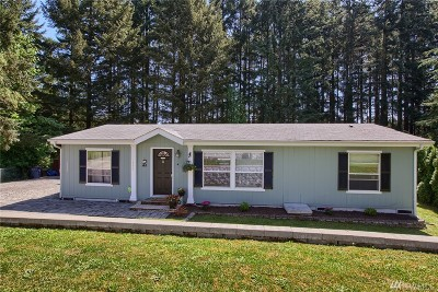 Puyallup Single Family Home For Sale: 12622 133rd St Ct E