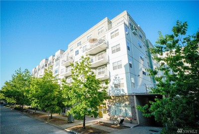 Seattle Condo/Townhouse Sold: 4722 12th Ave NE #501